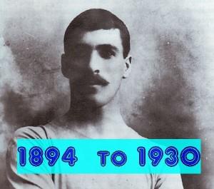 1894 to 1930