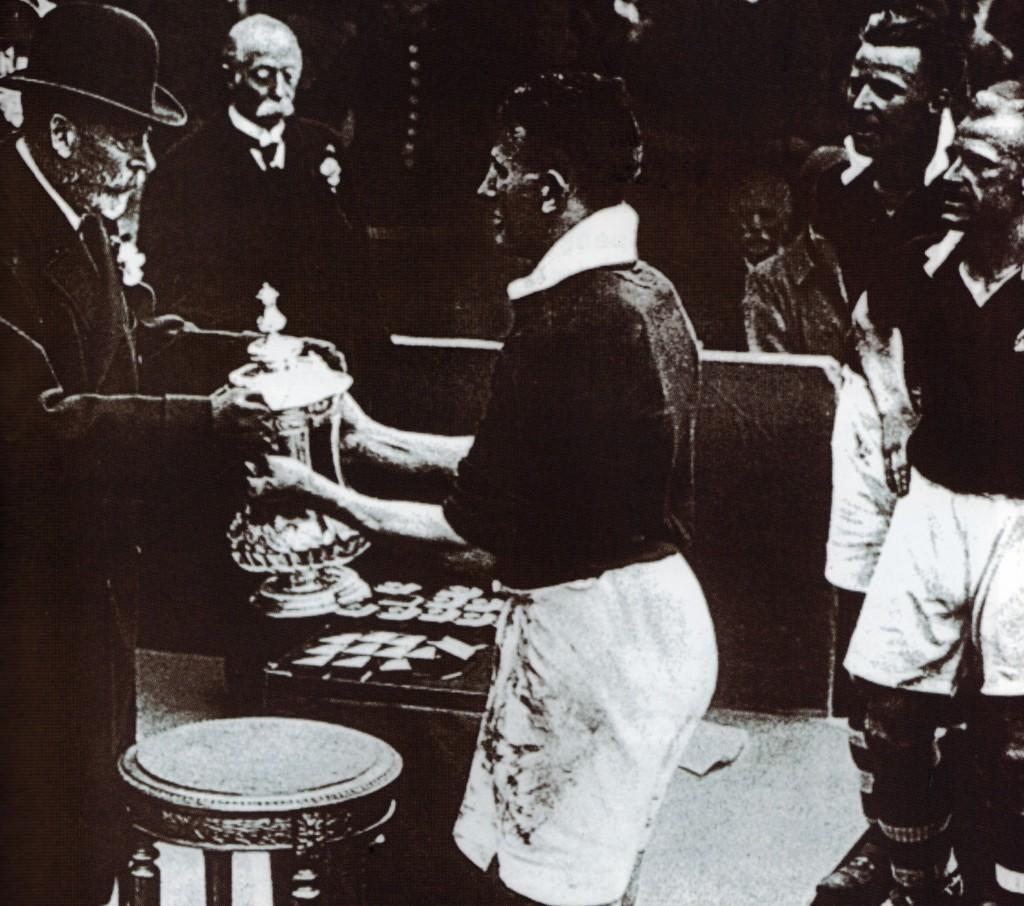 1934 fa cup final presentation