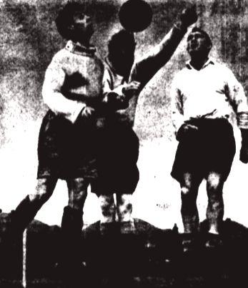 1950 to 51 pre season training joe fagan dennis westcott eric westwood