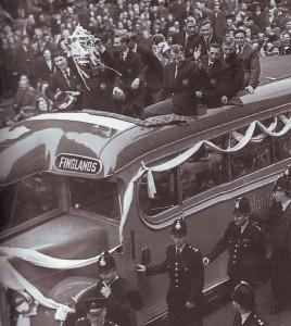 1956 cup final bus celeb