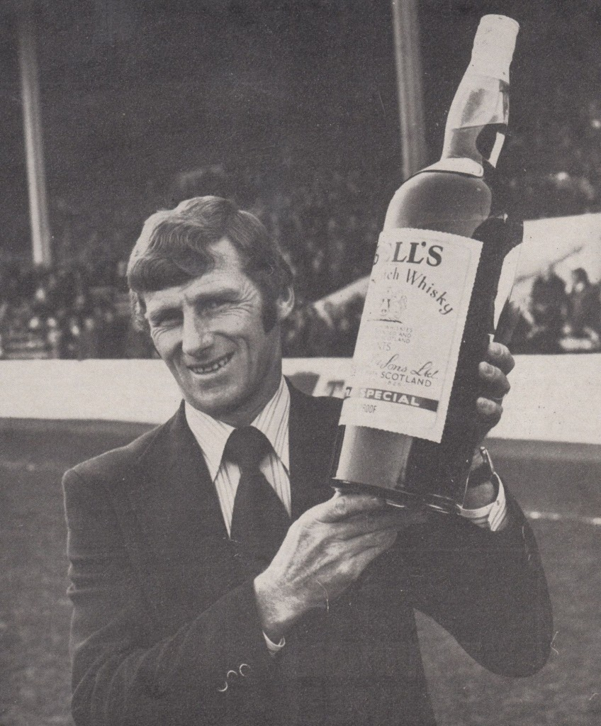 1975 to 76 tony book nov manager of the month