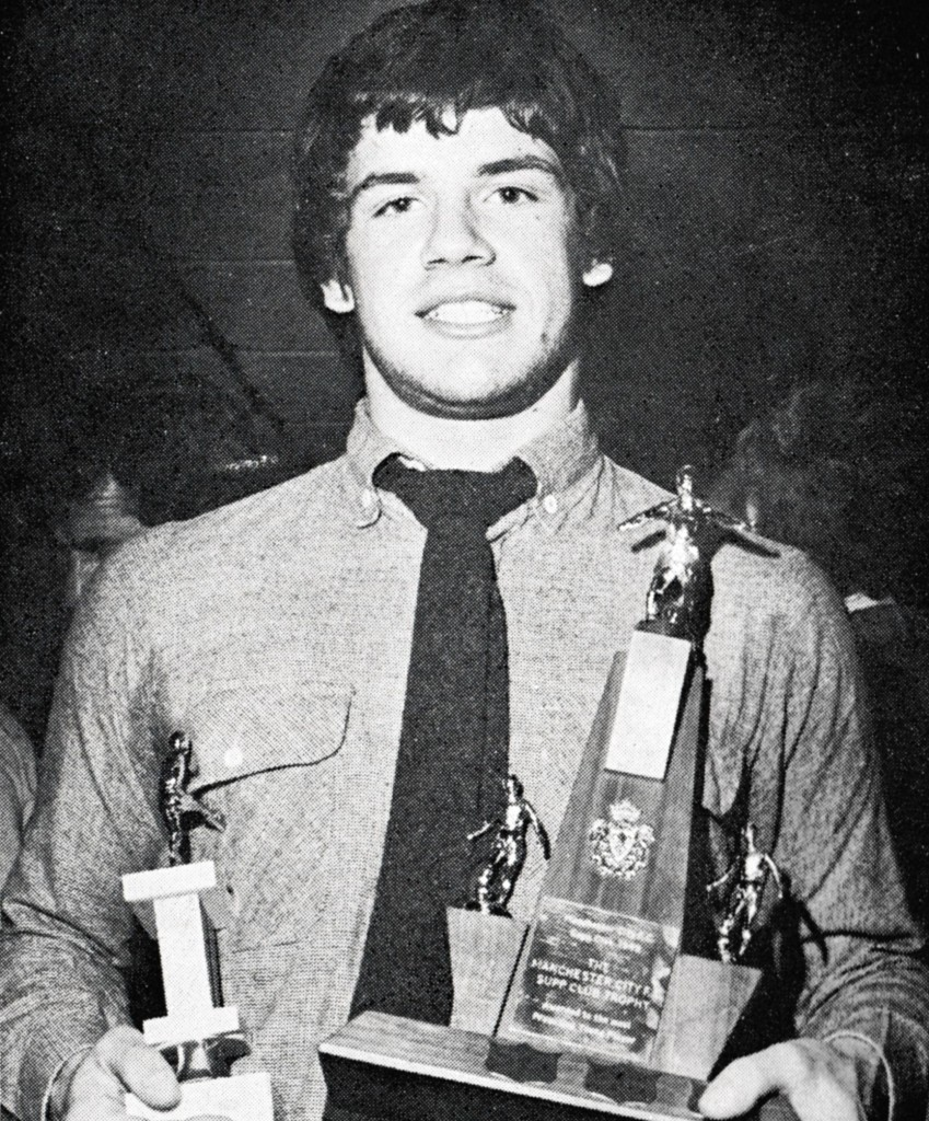 1978 to 79 nicky reid young player of the year