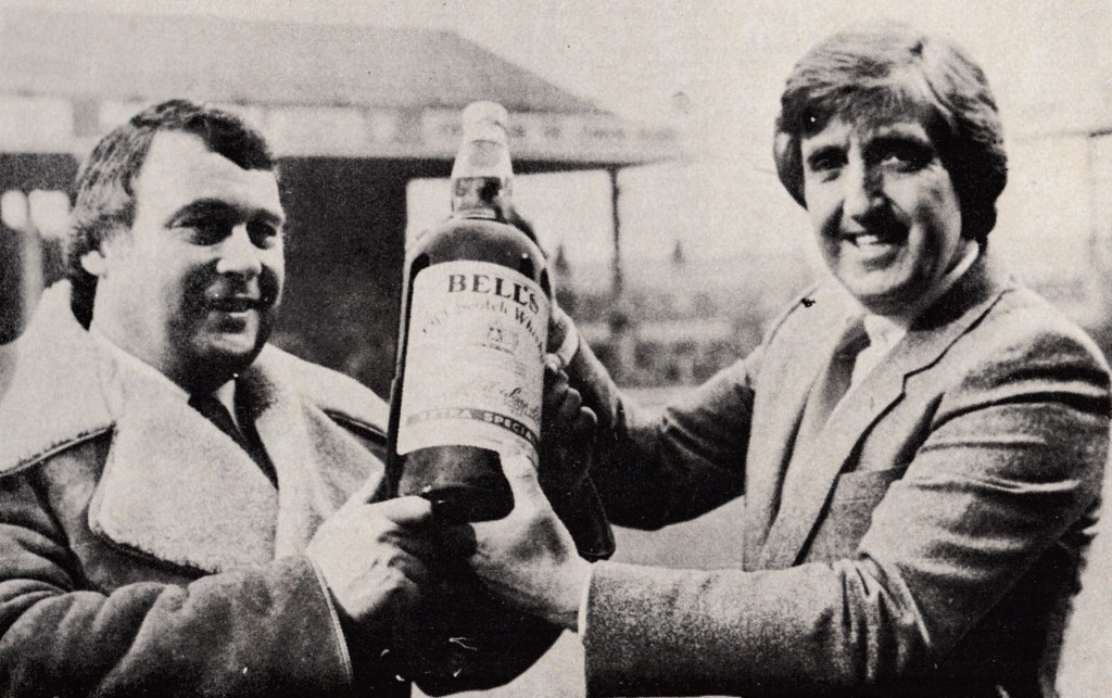 1980 to 81 john bond manager of month december