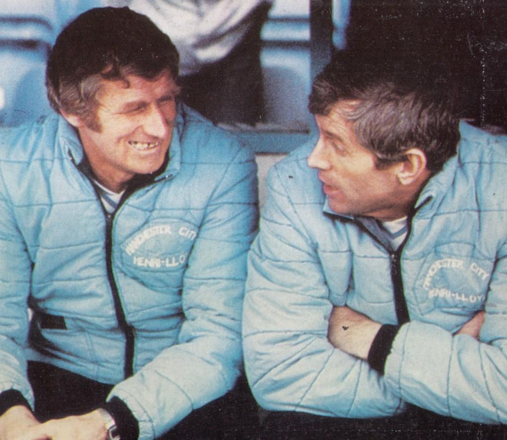 1982 to 83 john benson new manager feb