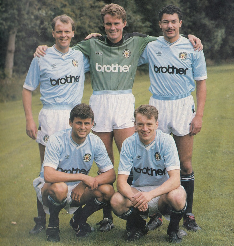 1988 to 89 new signings