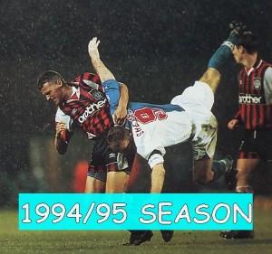 1994 to 95
