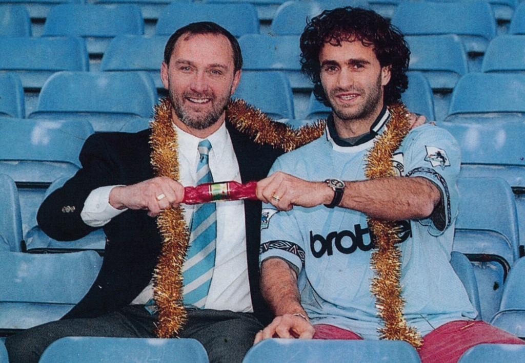 1994 to 95 gaudino signs