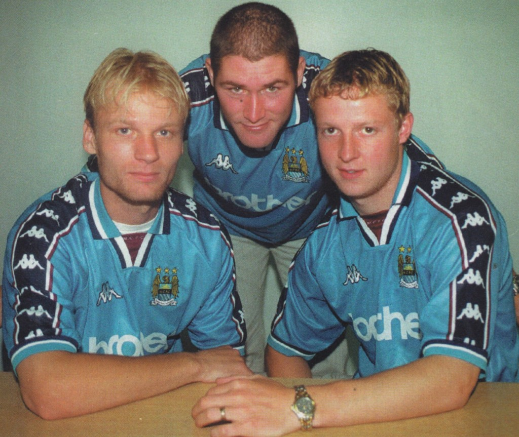 1997 to 98 new signings3