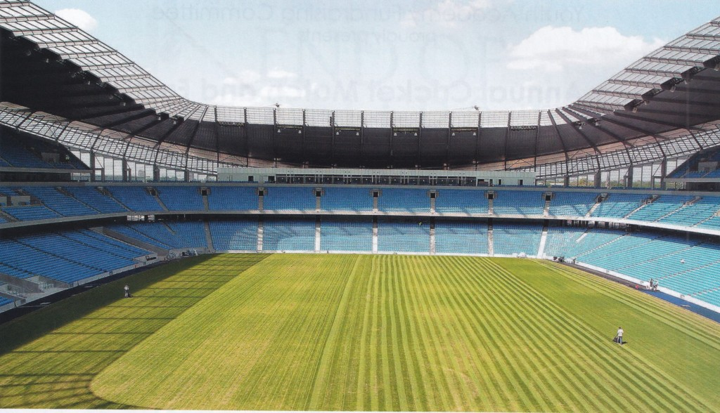 2003 to 04 new stadium inside