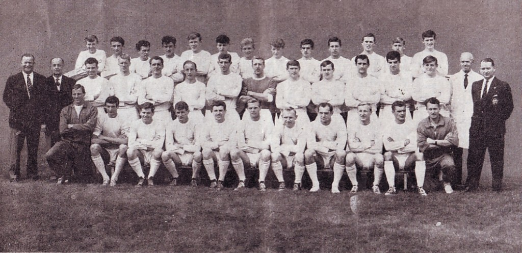 City team group 1963 to 64