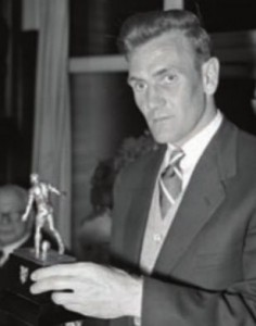 Don Revie writers player of the year 1954 to 55
