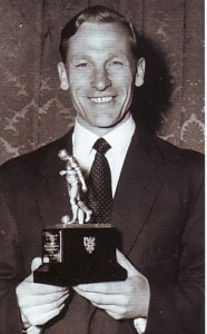 bert trautmann player of the year 1955 to 56