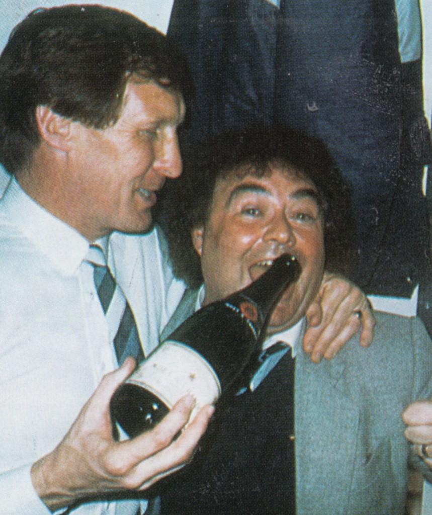 charlton home 1984 to 85 eddie large2