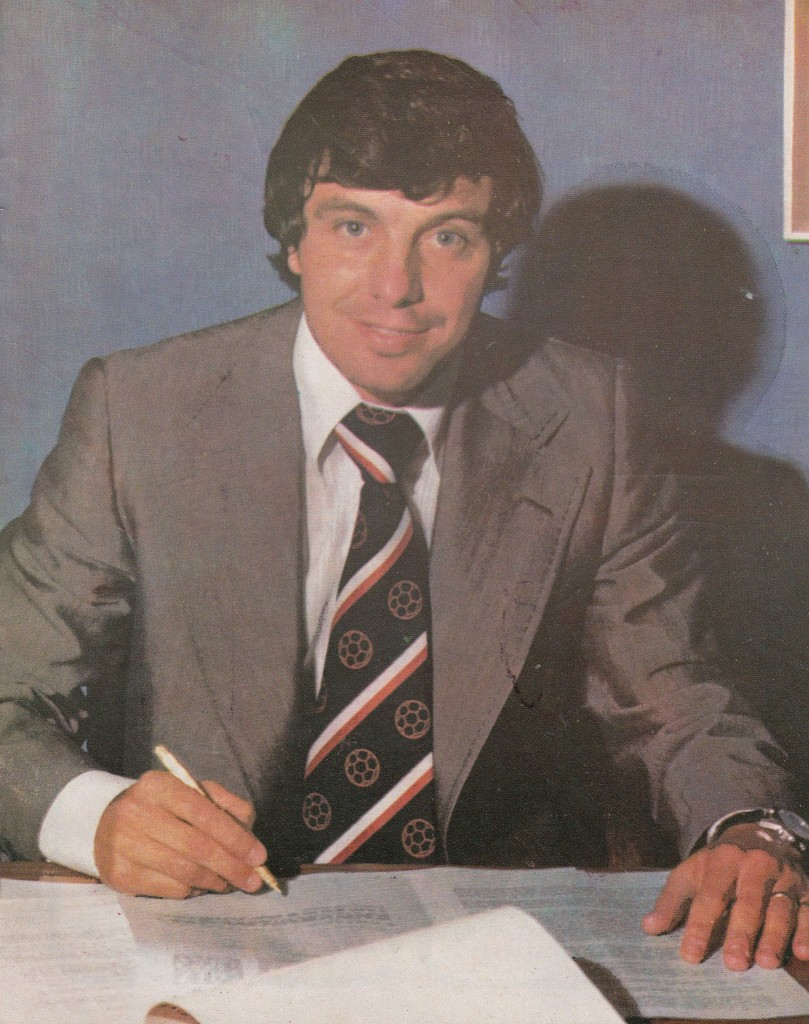 jim conway signs 1976 to 77