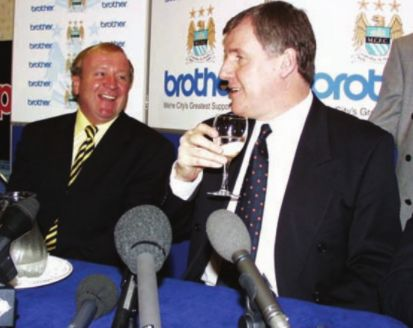 joe royle takes over 1997 to 98