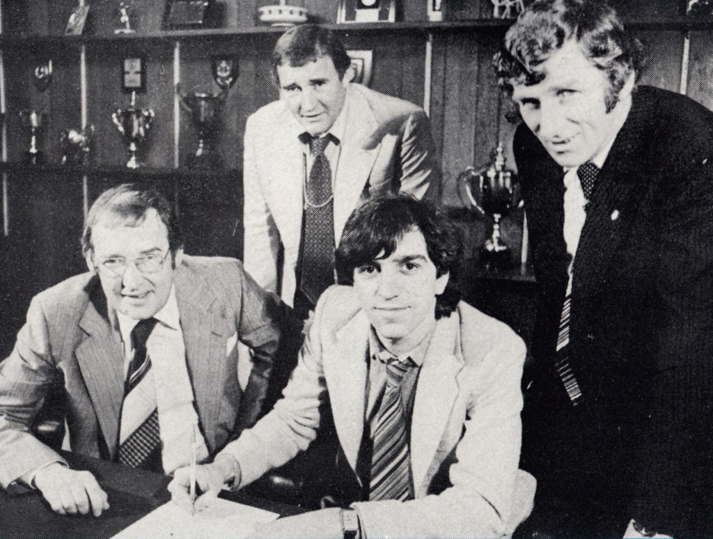 kevin reeves signs 1979 to 80