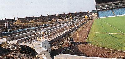 kippax rebuild 1994 to 95