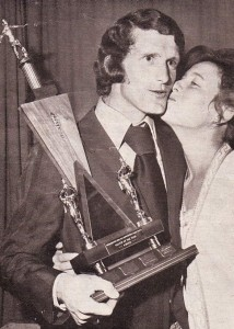 mike doyle city player of the year 1973 to 74