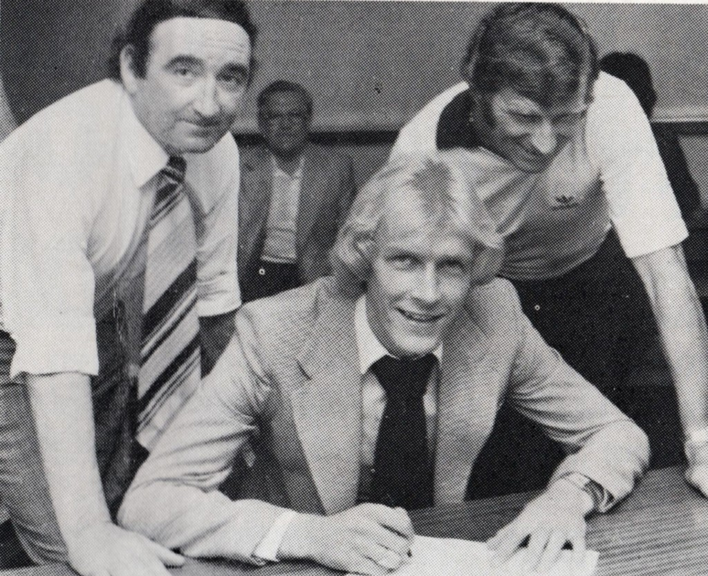 p futcher signs 1978 to 79