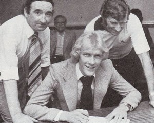 paul futcher signs summer 78
