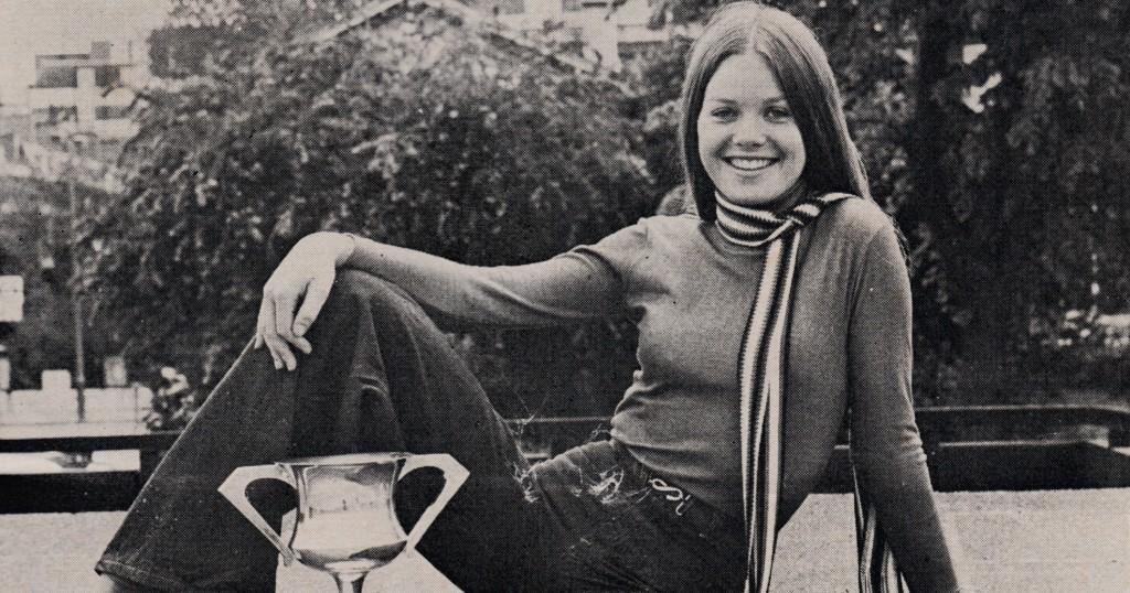 susan cuff 1974 to 75
