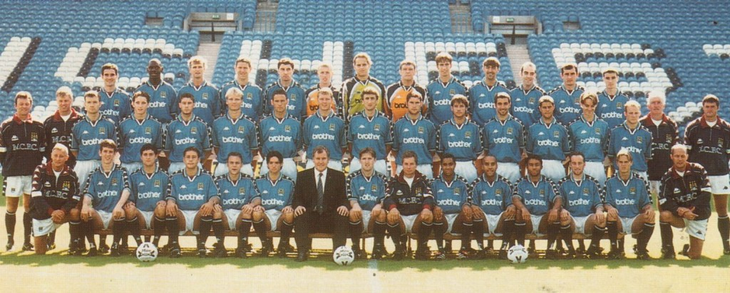 team group 1998 to 99