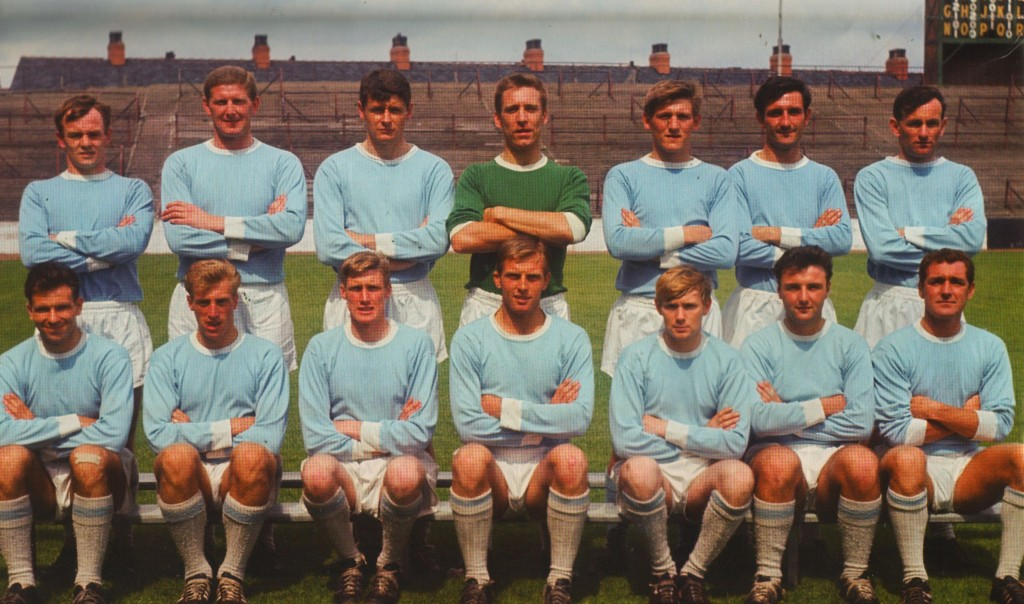 team photo 1964 to 65