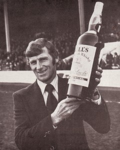 tony book manager of month nov 1975