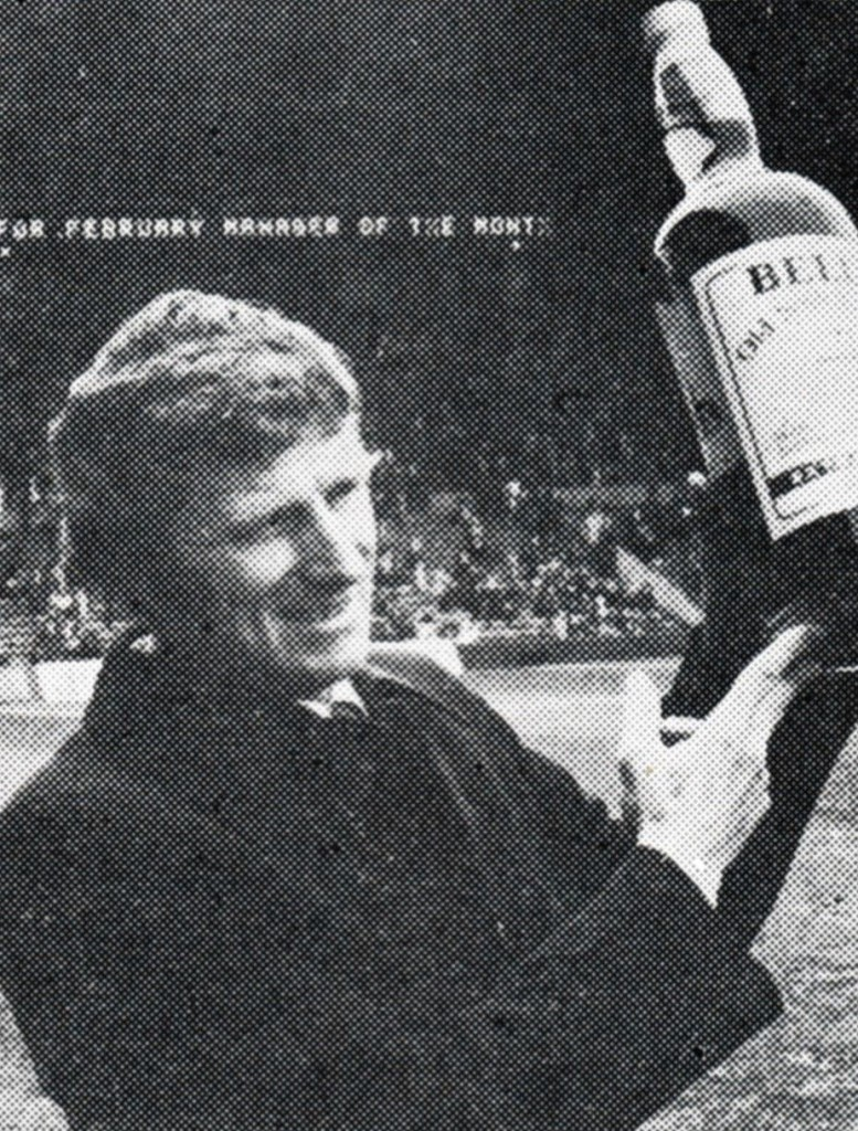 tony book manager of the month feb 78