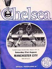 chelsea away 1971-72 prog