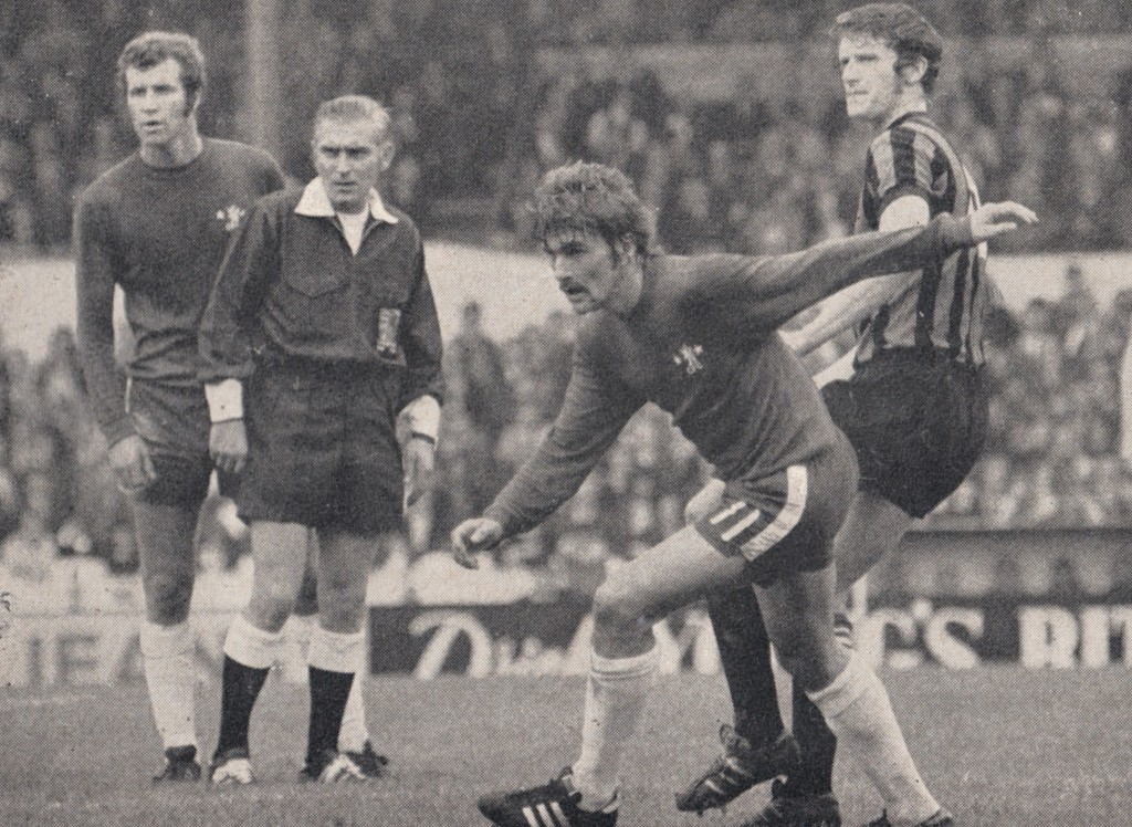 chelsea away 1971 to 72 action 10