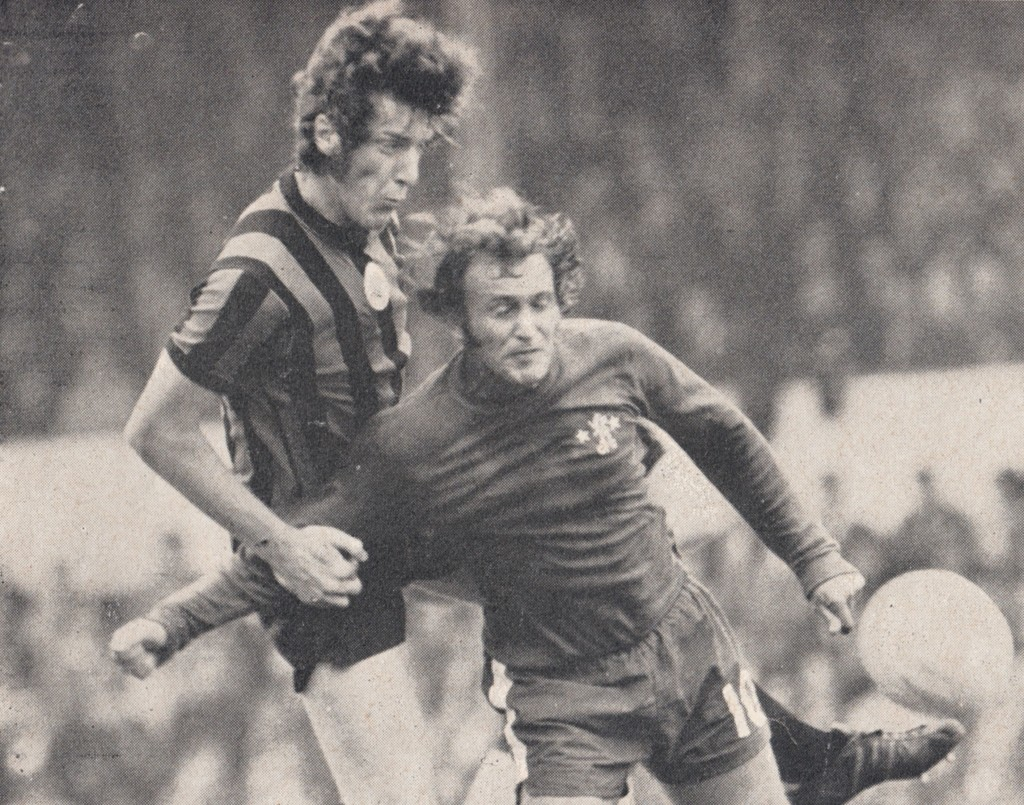 chelsea away 1971 to 72 action 9