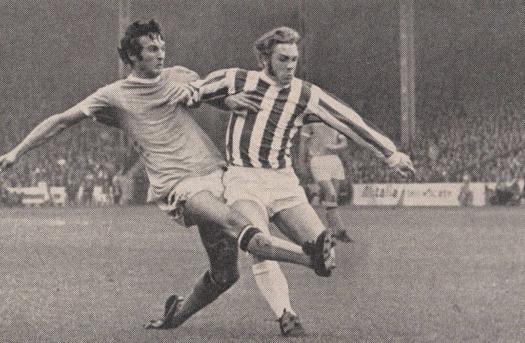 stoke home 1970 to 71 action 11