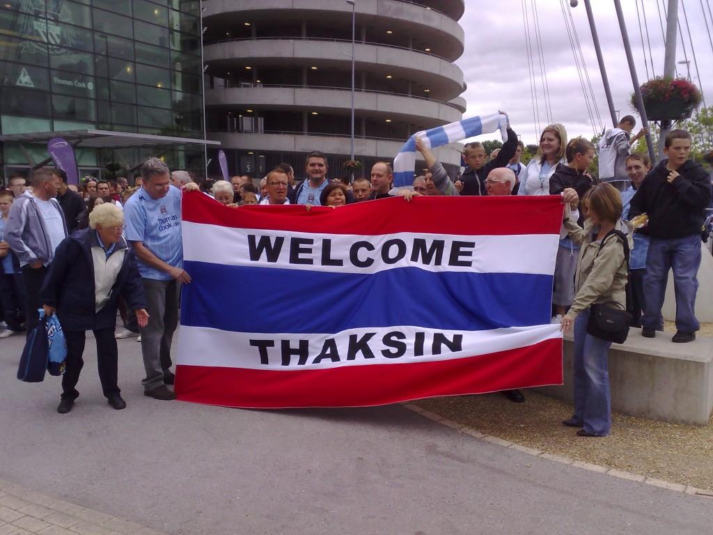 valencia 2007to 08 thaksin flag