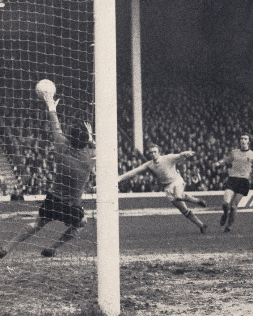 wolves home 1971 to 72 first Lee goal