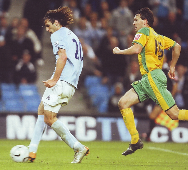 norwich home 2007 to 08 samaras goal