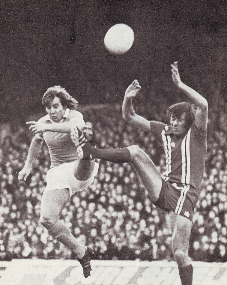 coventry home 1975 to 76 action