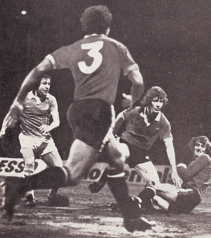 man utd home league cup 1975 to 76 tueart 1st city goal
