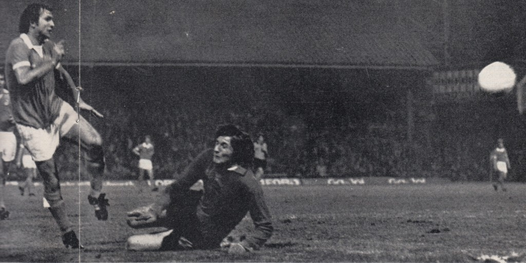 wolves away 1975 to 76 tueart goal 4-0