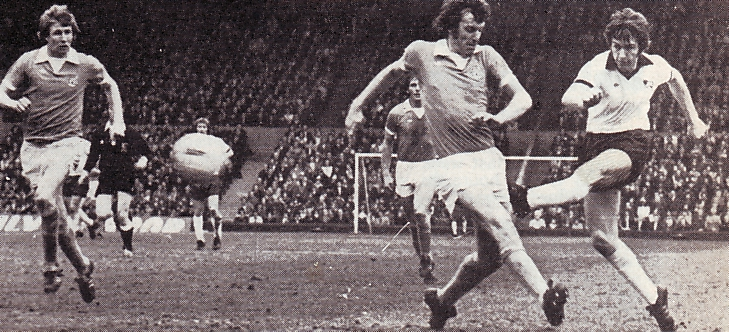 derby home 1975 to 76 derby goal 2