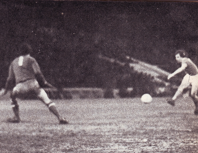 middlesbrough home league cup 1975 to 76 Royle goal 4