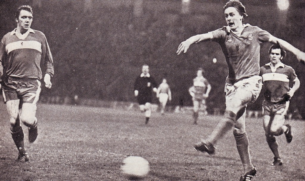 middlesbrough home league cup 1975 to 76 barnes goal 2