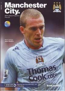 reading home 2007 to 08 prog