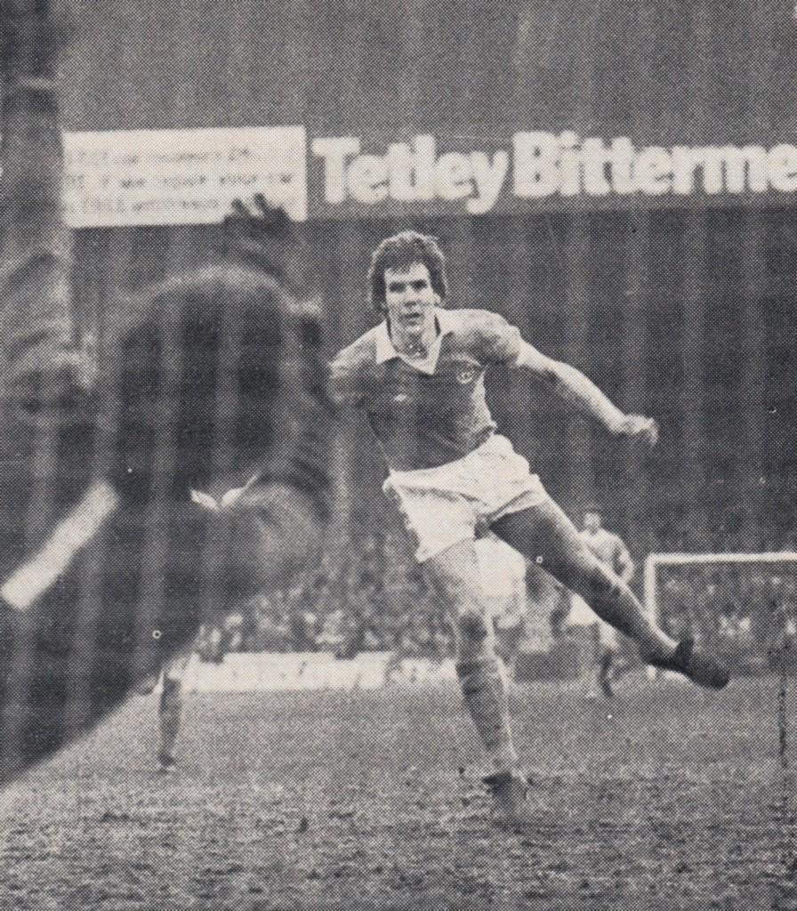 west ham home 1975 to 76 royle pen goal