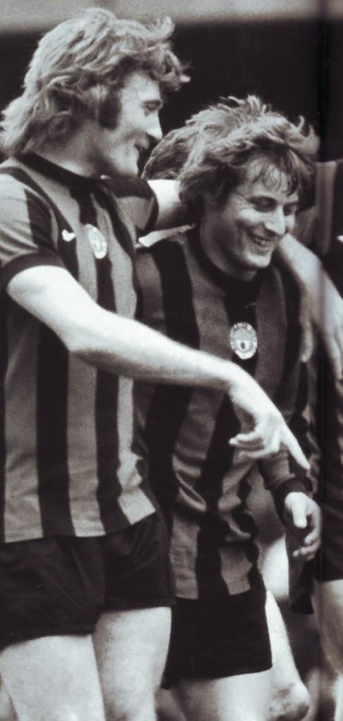 chelsea away 1974 to 75 hartford goal celeb