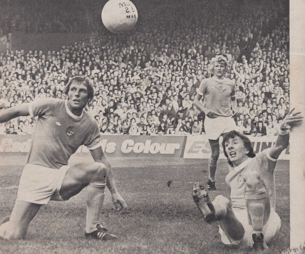 liverpool home 1974 to 74 action