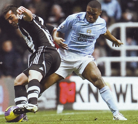 newcastle away 2007 to 08 action2