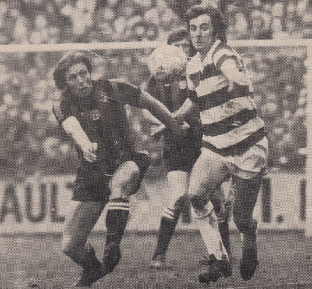 qpr away 1974 to 75 action 4