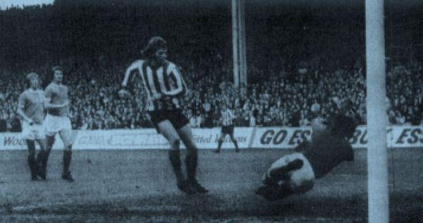 southampton home 1973 to 74 channon goal