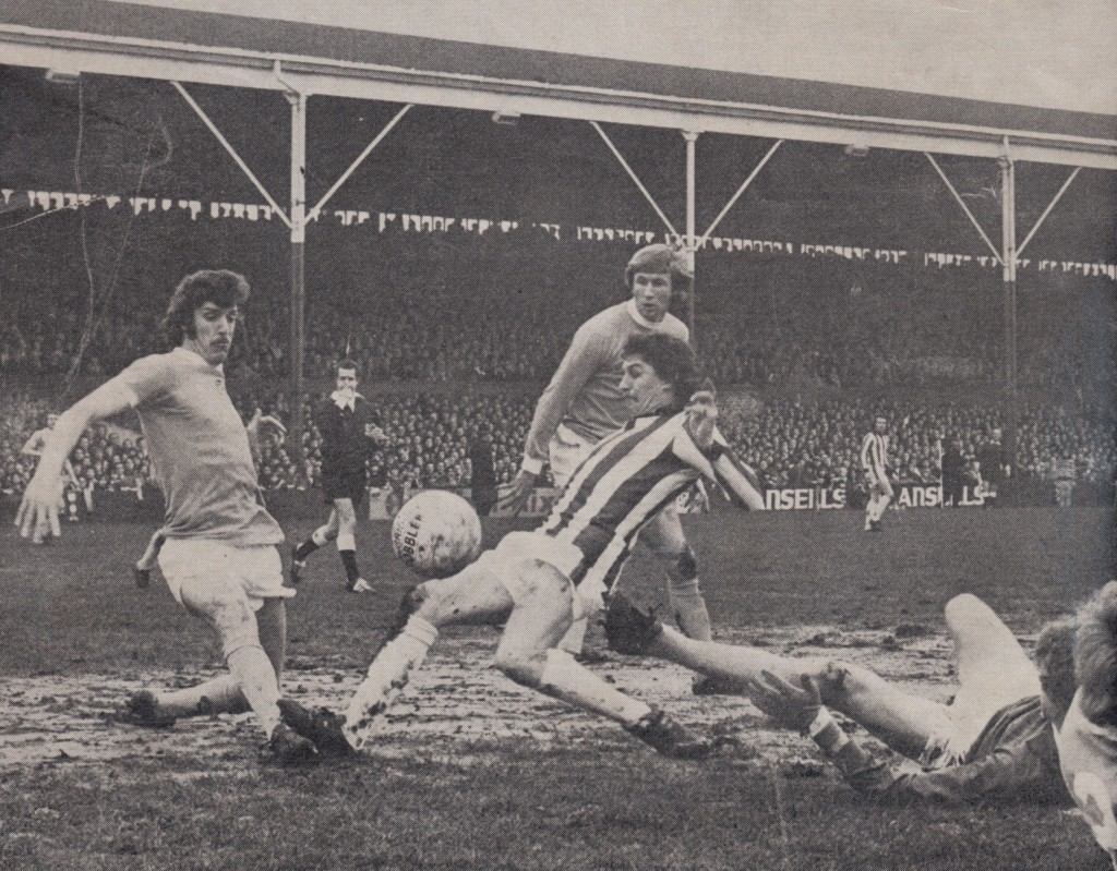 stoke away 1974 to 75 action